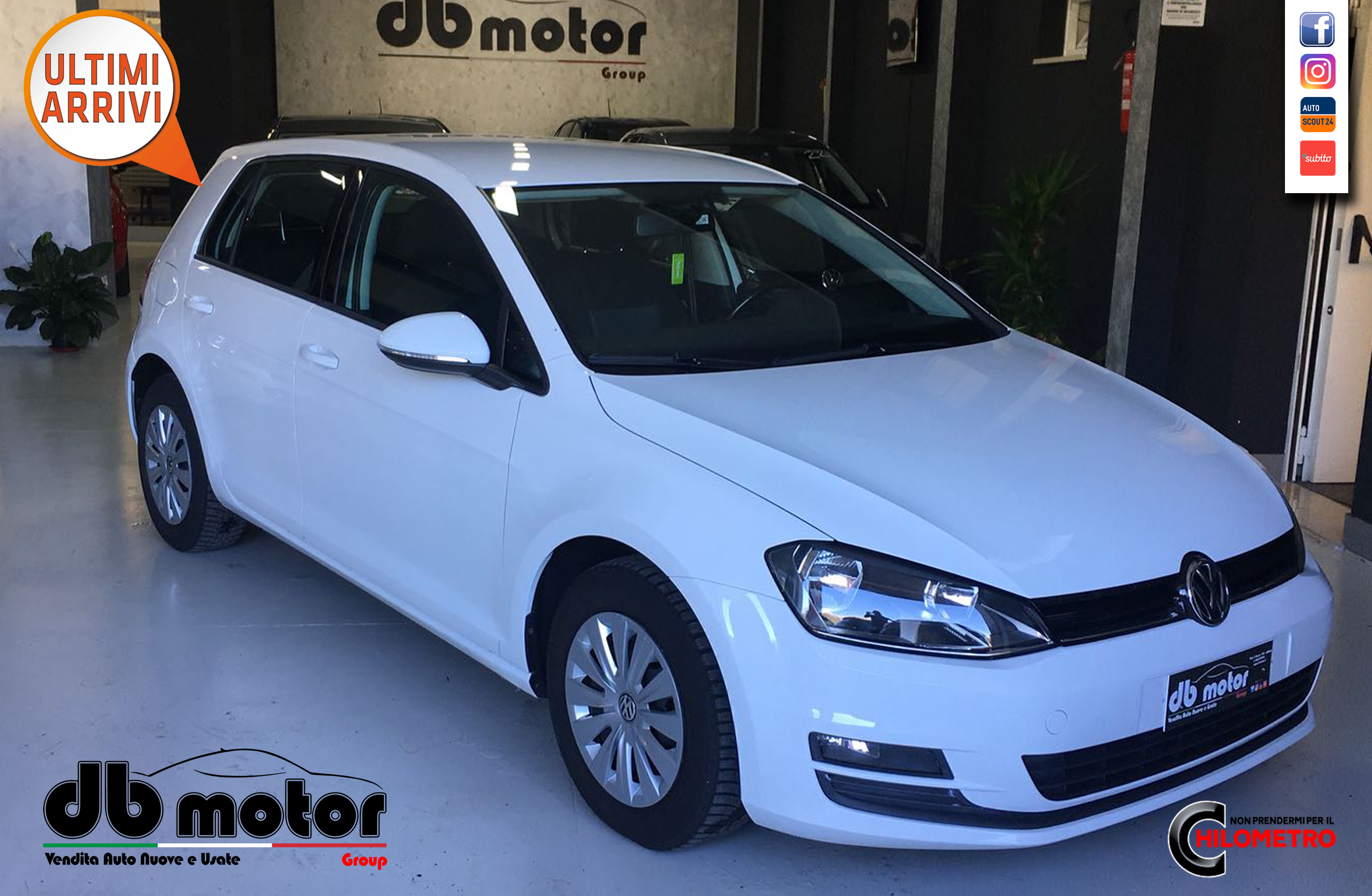 Volkswagen Golf 1.6 TDI 5p. Trendline BlueMotion