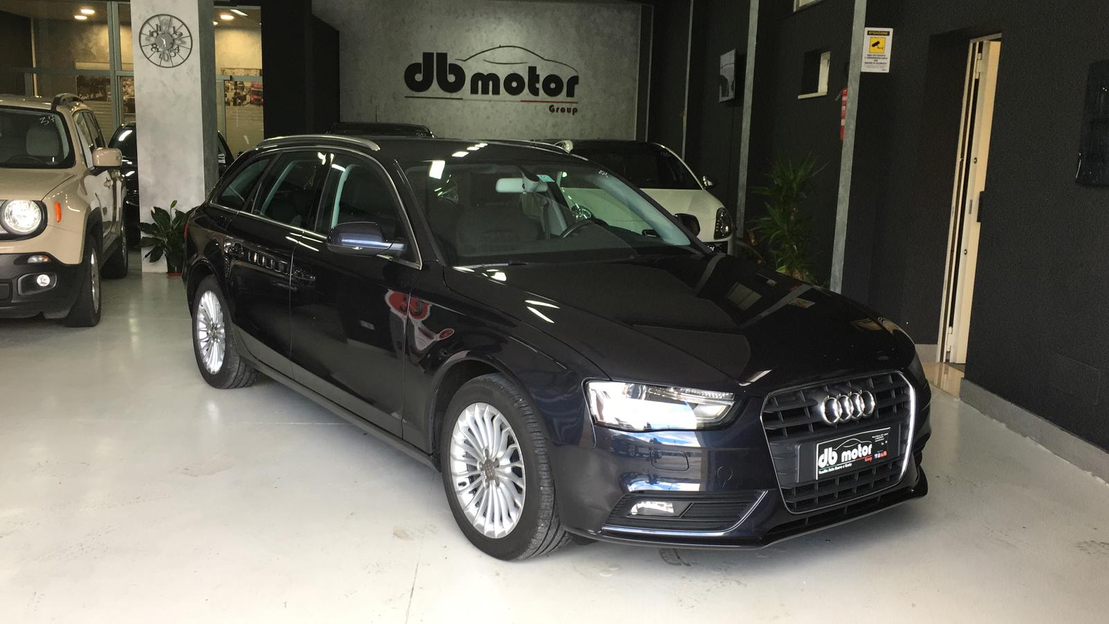 Audi A4 Avant 2.0 TDI 150 CV multitronic Business